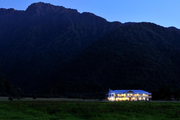 Franz Josef Glacier Country Retreat