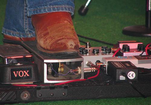 Alex's Boot