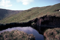 Mum's Lake (Bernard Burns) Tags: ireland mountain lake nature pool 35mm peat