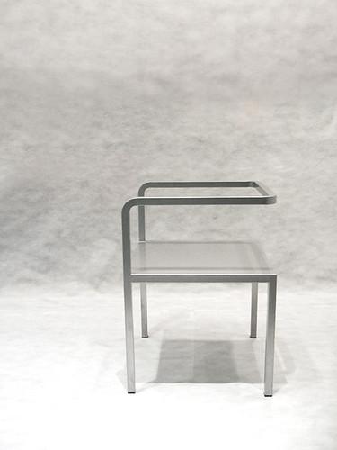 Club - chair (Side view)