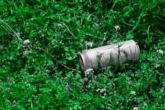 No Pollution? No Party! (docfuz) Tags: beer almostbw birra inquinamento nomartininoparty docfuz