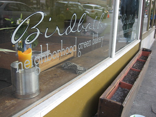 Birdbath Bakery, West Village