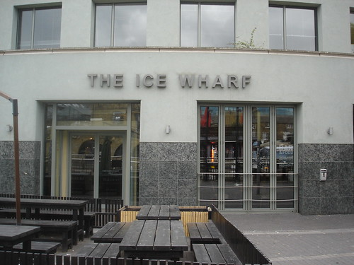 The Ice Wharf, Camden Town