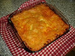 Home Cooked Meal - The Finish (bluntkrayon) Tags: food baking supermarket ingredients blunt lasagne lasagna homecookedmeal bluntkrayon krayon