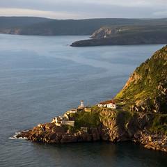Fort Amherst , Newfoundland & Labrador, Canada (marc_guitard) Tags: light house canada st newfoundland fort cliffs atlantic amherst johns
