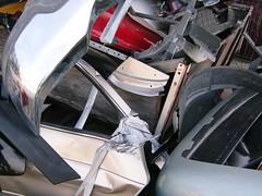 Carstuff (Madison Guy) Tags: junkyard scrapmetal autobodyparts trashbit