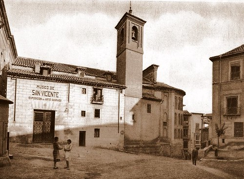 Plaza de San Vicente, Toledo (España)