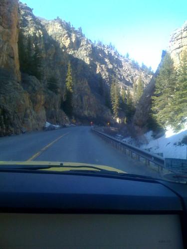 Road to Gunnison