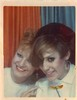 k & andrea -- new wave! (sparkleneely) Tags: photobooth andrea 1980s newwave