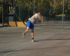 service (jacojpj84) Tags: tennis campo palermo favorita bianco servizio battuta