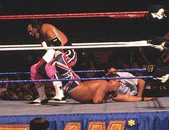 Bret Hart WWF (IMPACT MONSTER WRESTLING) Tags: monster bret wrestling impact hart wwe wwf hitman ecw imw tna