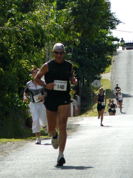 Duathlon de Poindimie 2008 #7 : laurent