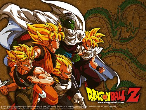 goku and vegeta. Trunks, Goku, Vegeta, Piccolo,