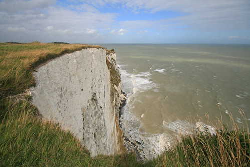 White cliffs (no blue birds)