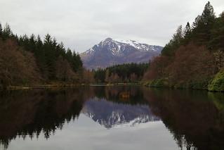 The Glencoe Locan Trail