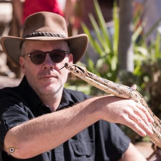 The Snake Whisperer :-)