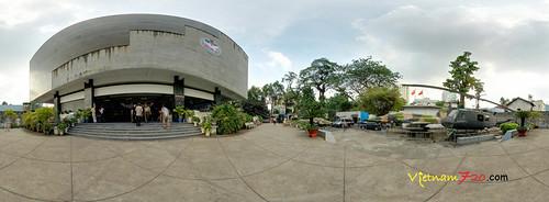 War Museum, HCMC, Vietnam 02