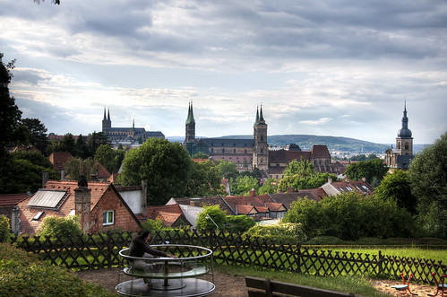 View on Bamberg