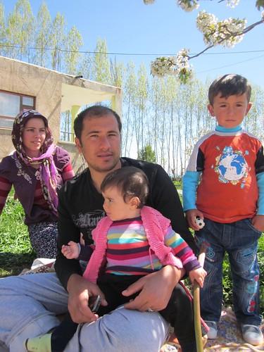 Osman and family