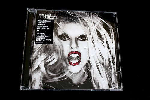 lady gaga born this way special edition album cover. Lady Gaga - Born This Way