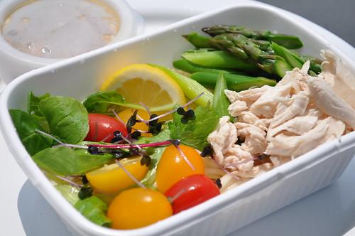 Salad-udon Bento