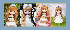 Neo Blythe: Comparison of Ten Happy Memories (THM) and Love And More (LAM)