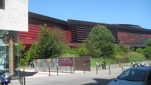 Paris Museums Quai Branly