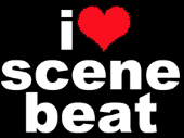 scenebeat black back