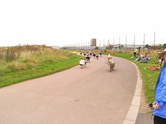 R0011028 (anglepoise) Tags: bike bicycle cycle hayes moulton hillingdon bhpc humanpoweredvehiclerace