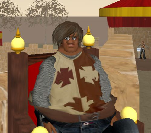 aidan blackburn, chevalier of second life