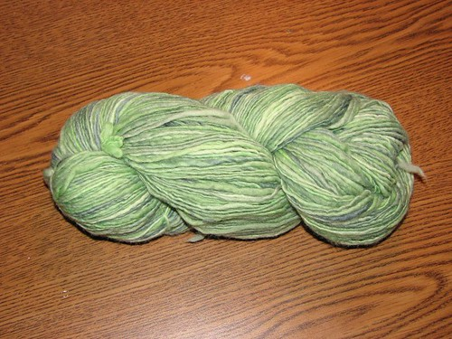 Spunky Eclectic Swampmonster Merino Single