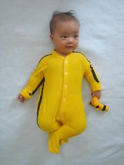first Halloween costume