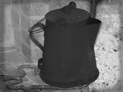 Coffee Pot (Dizzee Dayzee) Tags: blackandwhite ameliaisland fpc fortclinch coffepot mywinners superbmasterpiece diamondclassphotographer flickrdiamond