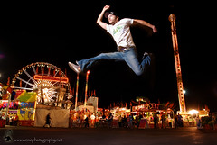 ShalerJump - Brian Shaler -  Arizona State fair action photography phoenix (ACME-Nollmeyer) Tags: nightphotography carnival arizona motion phoenix night interestingness jump jumping action brian jumper pr arizonastatefair shaler i500 strobist shalerjump brianshaler acmephotographynet podcampaz