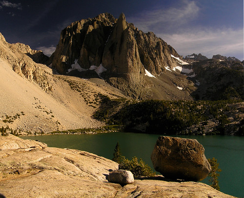 Photo: Temple Crag and Second Lake