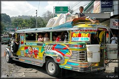 Young passenger on top (1) (nigel_xf) Tags: nikon philippines transport d70s nikond70s publictransport nigel jeepney cagayan mindanao philippinejeepney aplusphoto allin1 colourartaward philippinetransport nigelxf