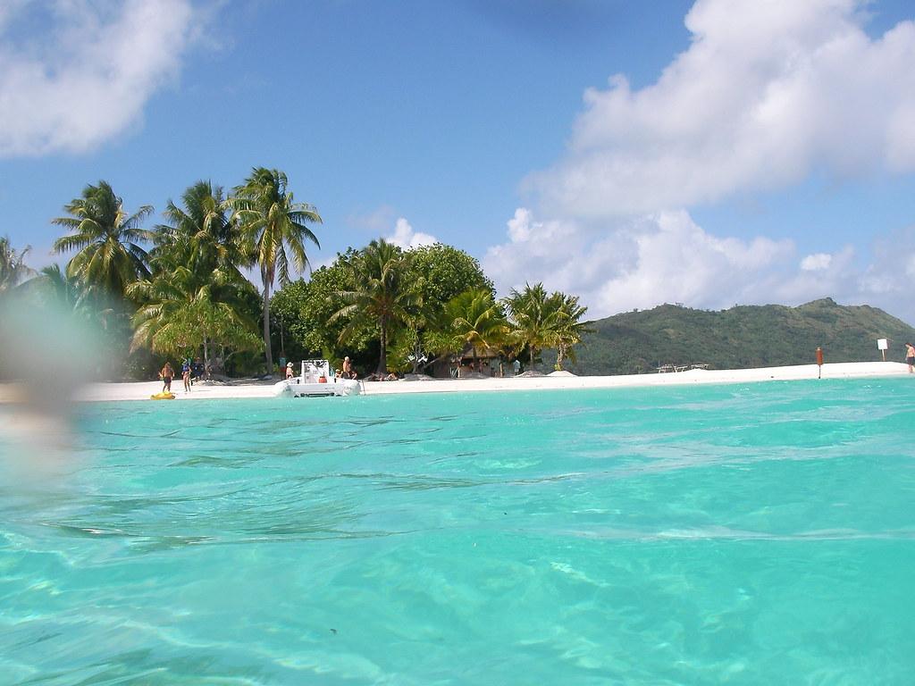 Bora Bora Motu 22