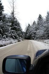 driving in (Vida Morkunas (seawallrunner)) Tags: winter lake snow clouds river ross bc wind wa skagit rime cwall rosslakenationalrecreationarea skagitrecreationarea