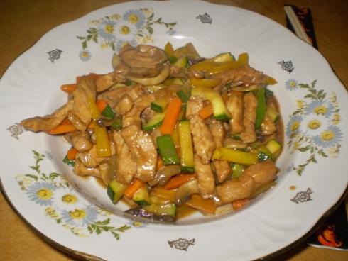 Sichuano kiauliena