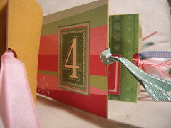 Scrap Time - Advent Envelope Book