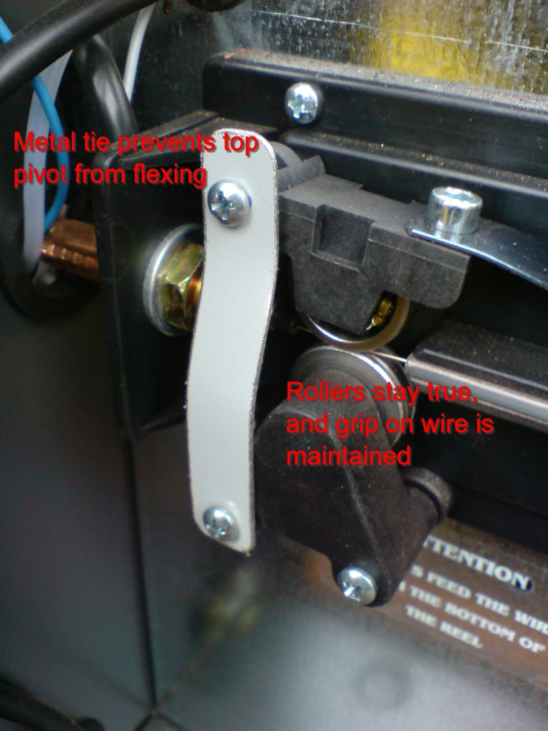 SIP / Cosmo Wire Feed Solution | MIG Welding Forum