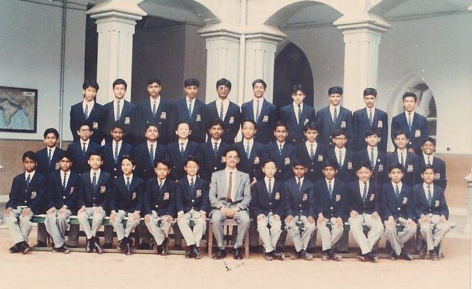 Class of ICSE 1998