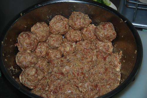 Meatball Makings, Part II