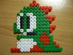 BUBLE en Hama beads (Garumiru) Tags: buble llaveros hamabeads