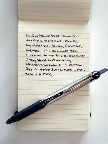 Review Pilot Precise V5 Rt 0 5 Click The Pen Addict