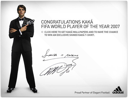 LATEST POSTS. Kaka at his wedding