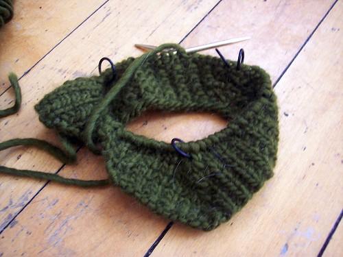 army earflap cap