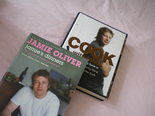 jamie oliver cookbooks