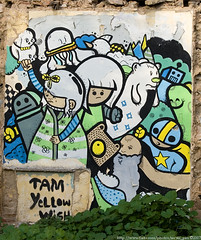 Tam Yellow Wish (server pics) Tags: street urban streetart art wall greek graffiti photo artist pics athens greece grecia artists writers painter writer wish grce tam server wallpaint  pintura  photograhy grafite  griekenland athnes  ghazi        wallstreetart athensstreetart    serverpics greekartist tamyellowwish