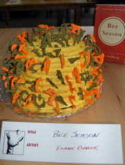 Bee Season by Diane Barker at Seattle Edible Book Festival